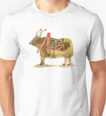 Tibetan Yak Unisex T-Shirt