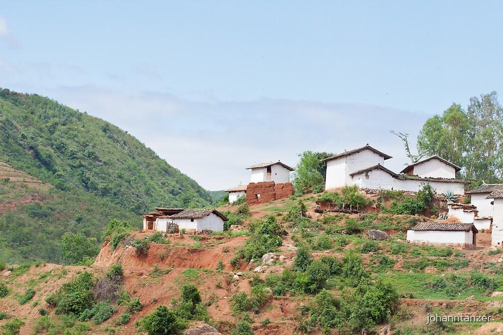China village by johanntanzer