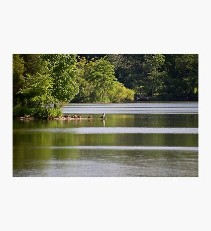 Green Lane Reservoir - Red Hill - Pennsylvania USA Photographic Print