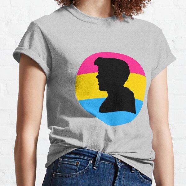 Pansexual Flag Gavin Reed Classic T-Shirt