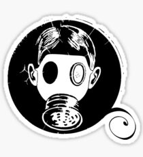 Gas Boy Sticker