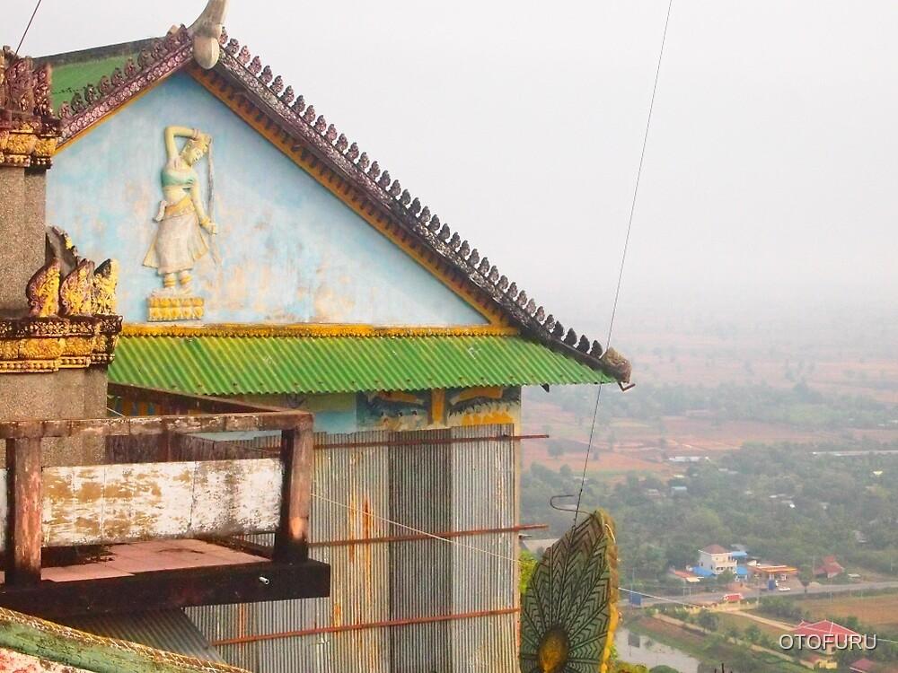 Phnom Sampeau 2 by OTOFURU