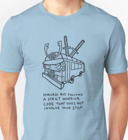 Samurai Bus T-Shirt