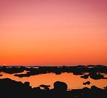 Washington Sunset by BobbiFox
