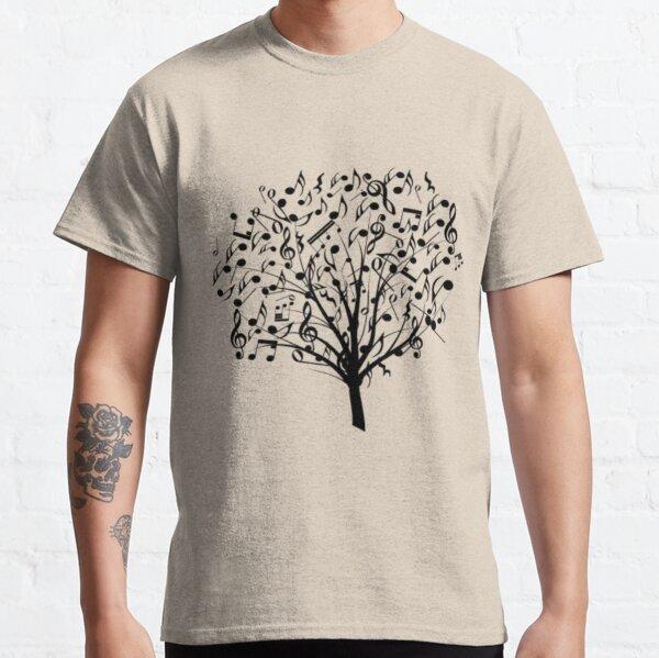 Music tree Classic T-Shirt