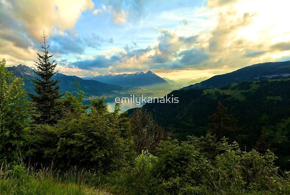 Interlaken, Switzerland by emilykanakis