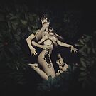 Arduous Rebirth of the Goddess of Compassion  by BobbiFox