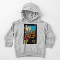 8-Bit NES Borderlands Toddler Pullover Hoodie