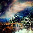 Cosmic Xanadu by Vanessa Barklay