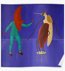 Relic Training Mosquito Poster