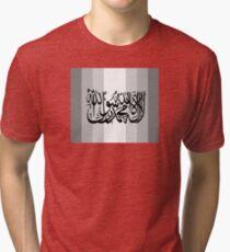 Incel Taliban flag Tri-blend T-Shirt