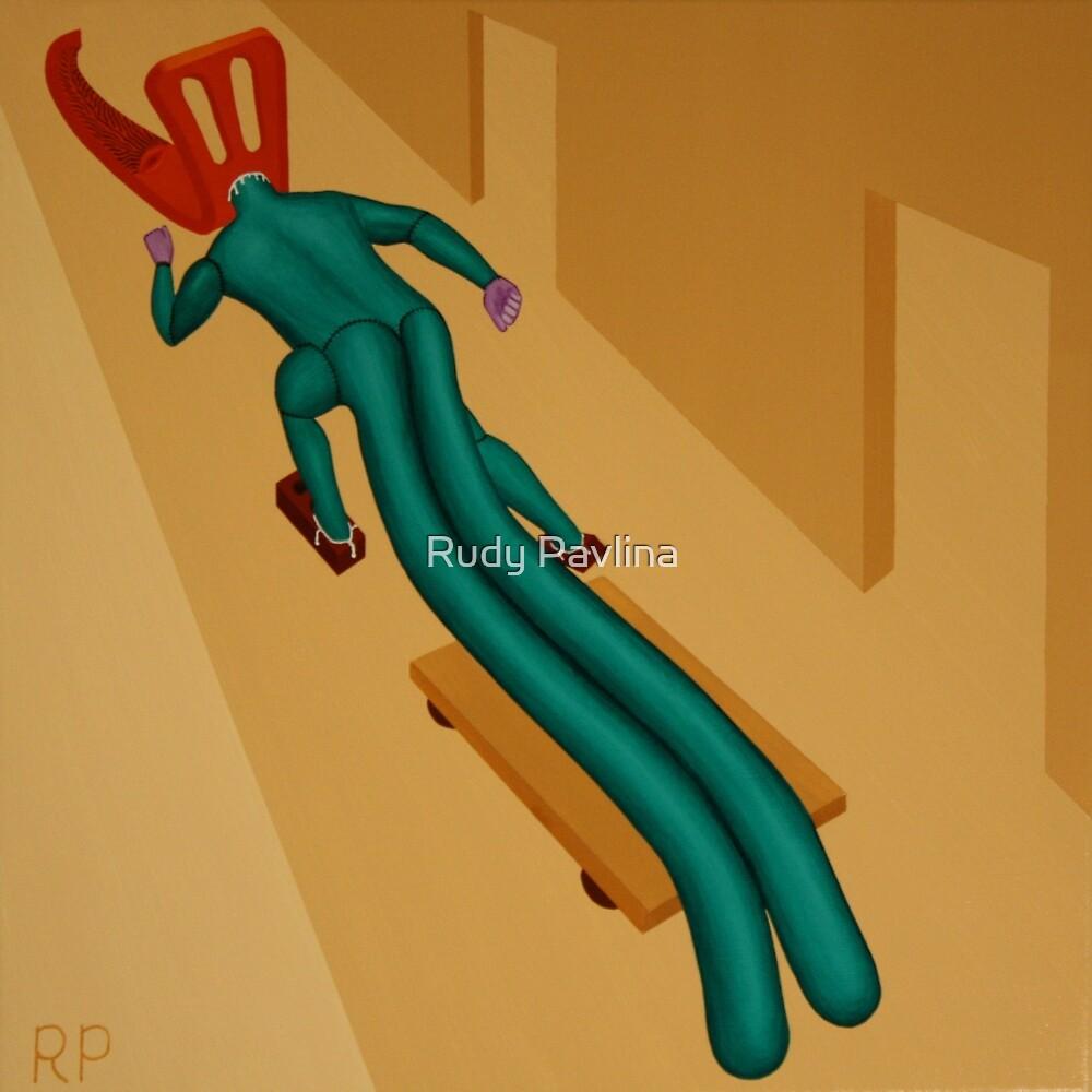Overcoming Anatomical Irregularity by Rudy Pavlina