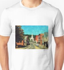 Middlebury, Vermont Unisex T-Shirt