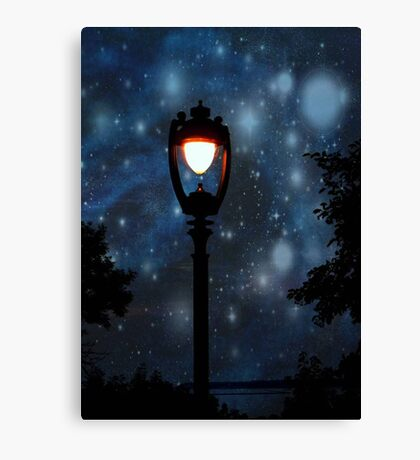 My Nightlight © Canvas Print