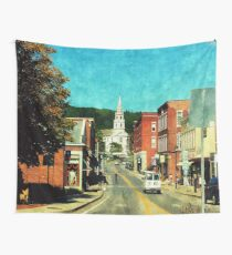Middlebury, Vermont Wall Tapestry