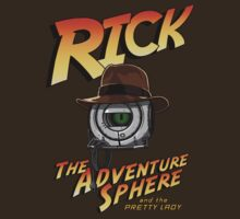 TShirtGifter Presents: Rick The Adventure Sphere!