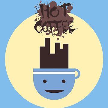 Hot Coffee by KevinScauri