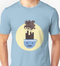 Hot Coffee Unisex T-Shirt