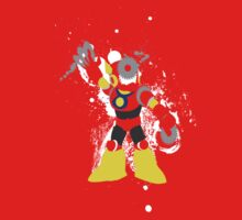 Metal Man Splattery T-Shirt