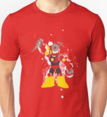 Metal Man Splattery T-Shirt T-Shirt
