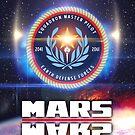 Mars Wars by Bob Bello