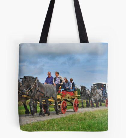 Farmlands Ride Tote Bag