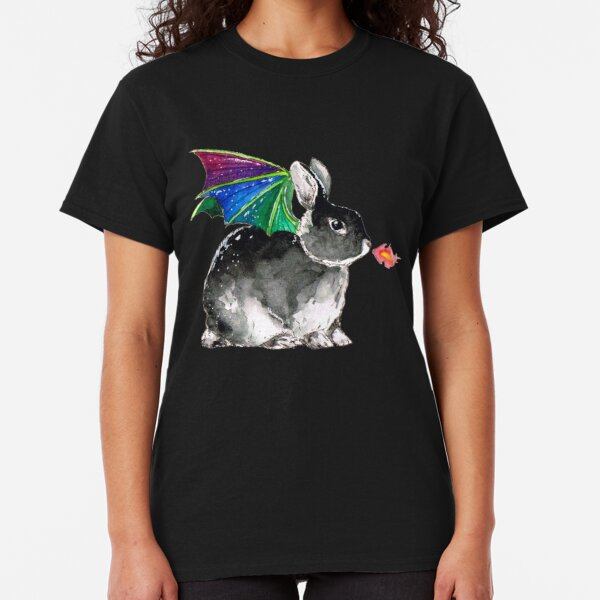 Dragon Bunny Rabbit Classic T-Shirt