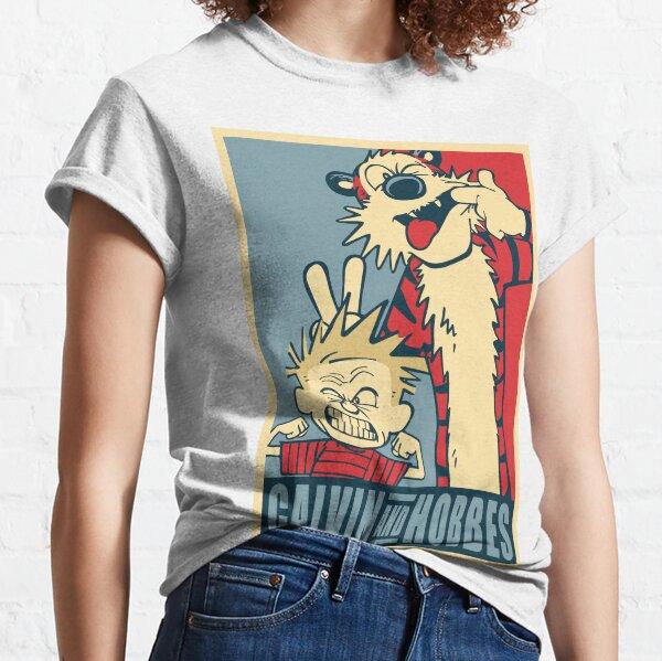 Calvin et Hobbes T-shirt classique
