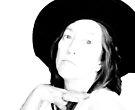 Portrait in Black and White by Corri Gryting Gutzman