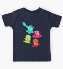 Kirby (Request) Kids Tee