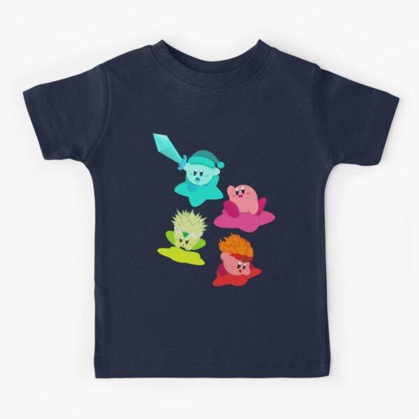 Kirby (Request) Kids T-Shirt