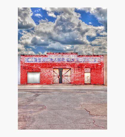 Arcadia Motor Co.  2011 Photographic Print