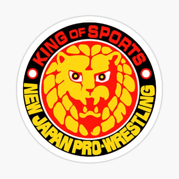 Japan Pro Wrestling Sticker