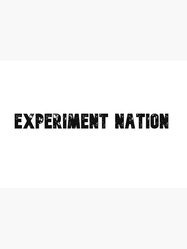 Experiment Nation by rommil