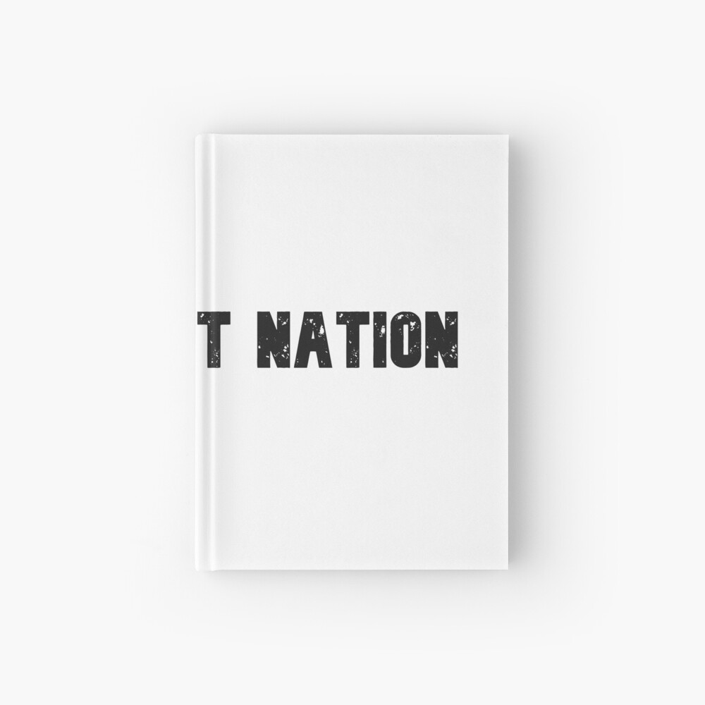 Experiment Nation Hardcover Journal
