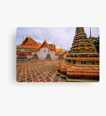 Wat Pho - Thailand Canvas Print