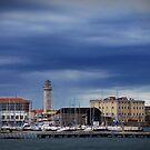 Lighthouse of Trieste by Sunil Bhardwaj