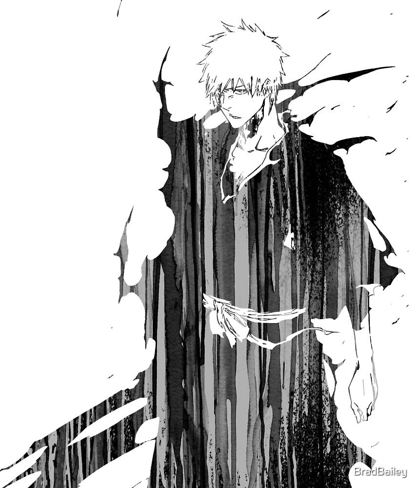 Ichigo by BradBailey