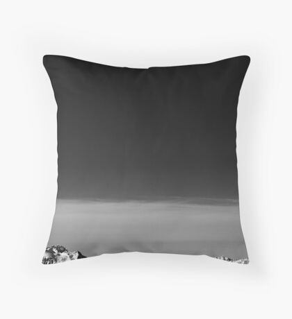 Lake Louise Inversion Throw Pillow