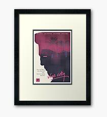 Vice City Framed Print
