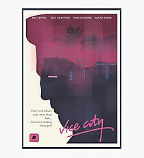 Vice City Photographic Print