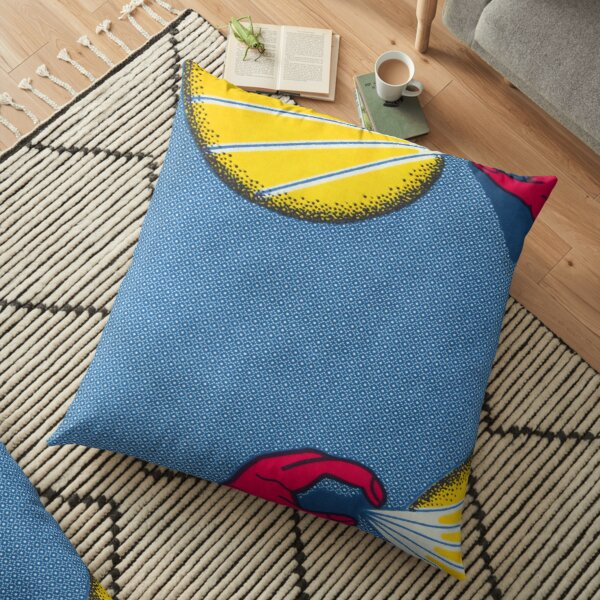WAX Coquillage Coussin de sol