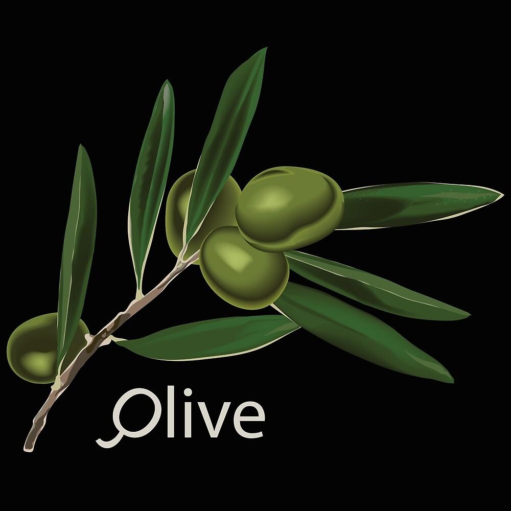 Olive Branch by James Hindermeier