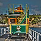 Victor Harbor Horse Drawn Tram by EblePhilippe
