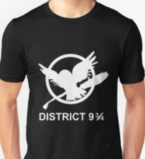 District 9 3/4 Unisex T-Shirt