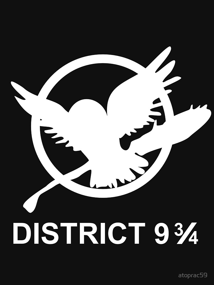 District 9 3/4 | Unisex T-Shirt