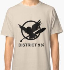 District 9 3/4 Classic T-Shirt