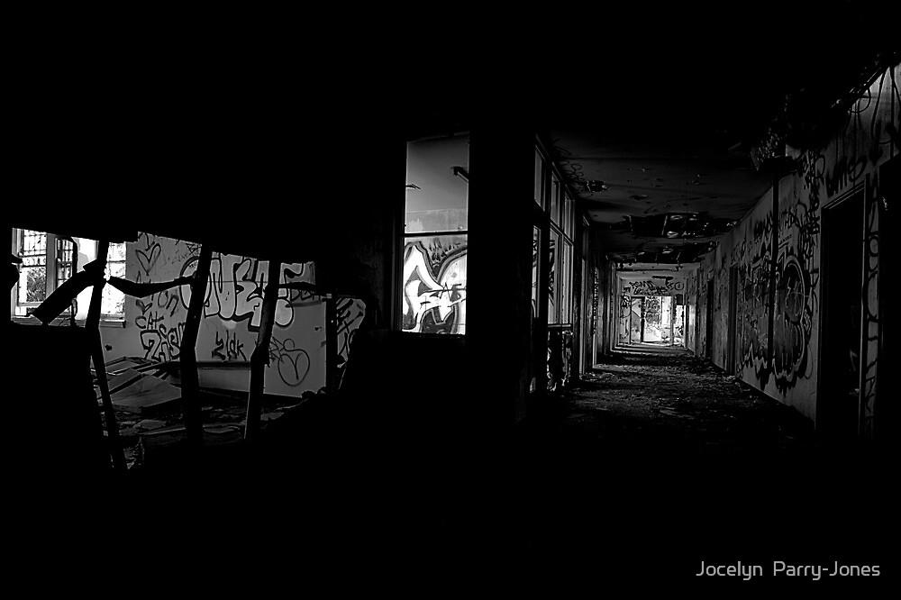 Light space, Dark space by Jocelyn  Parry-Jones