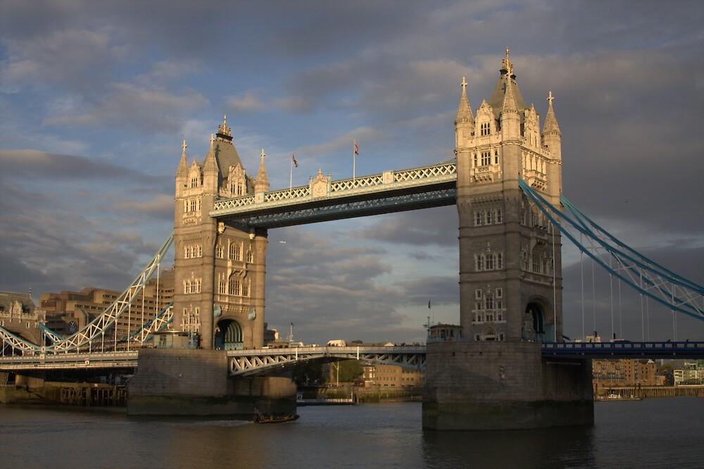 Tower Bridge by RSMphotography