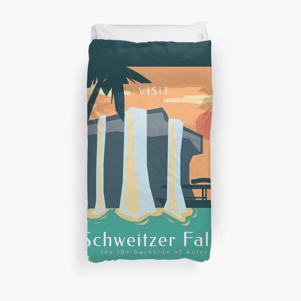 Visit Schweitzer Duvet Cover